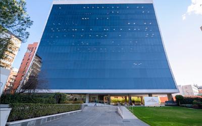 Oficinas CP Plus Madrid